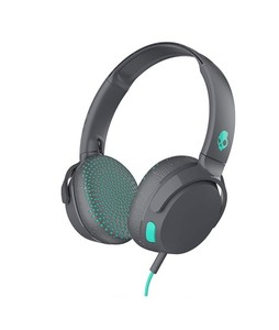 Skullcandy Riff On-Ear Headphones With Mic Grey/Speckle/Miami (S5PXY-L637)