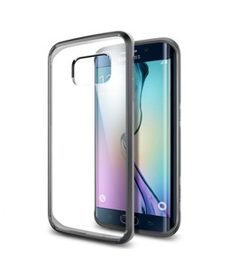 Spigen Hybrid Crystal Case For Galaxy S6 Edge (Space Crystal)