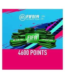 FIFA 19 4600 FIFA Points For PS4 - E-mail Delivery