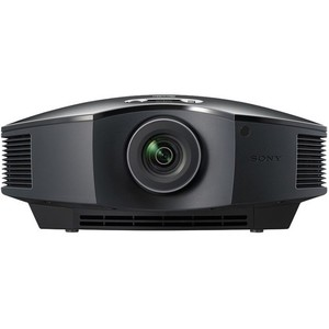 Sony Full HD Home Theater Projector Black (VPL-HW45ES)