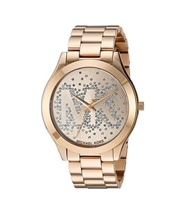 Michael Kors Slim Runway Womens Watch Gold (MK3590)