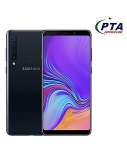 Samsung Galaxy A9 2018 128GB 6GB Dual Sim Caviar Black - Official Warranty