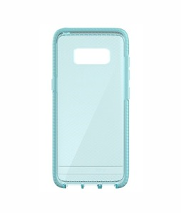 Tech21 Evo Check Light Blue/White Case For Galaxy S8