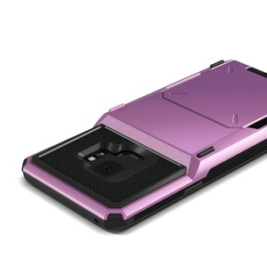 VRS Design Damda Folder Series Ultra Violet Case For Galaxy S9