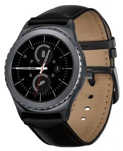 Samsung Galaxy Gear S2 Classic Smartwatch Black (R732)