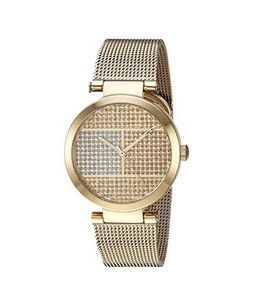 Tommy Hilfiger Gold-plated Womens Watch Gold (1781867)