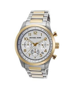 Michael Kors Chronograph Womens Watch Two Tone (MK8144)