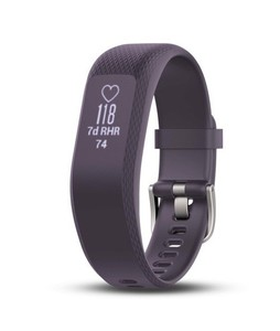 Garmin Vivosmart 3 Activity Tracker Purple