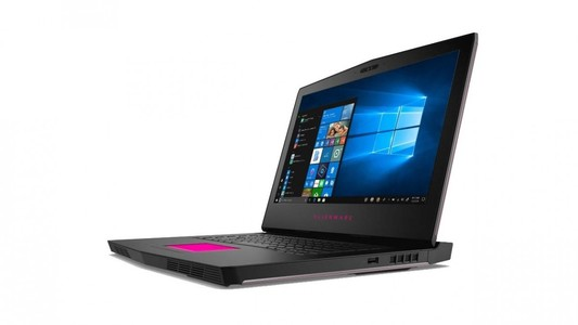 Dell Alienware 15 R4 Core i7 8th Gen 16GB 1TB 256GB SSD GeForce GTX 1070 Gaming Notebook (R4-7620BLK) - Without Warranty