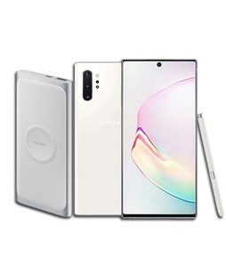 Samsung Galaxy Note 10+ 256GB 12GB Dual Sim Aura White - Official Warranty