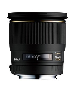 Sigma 24-70mm f/2.8 IF EX DG HSM Lens for Canon EF