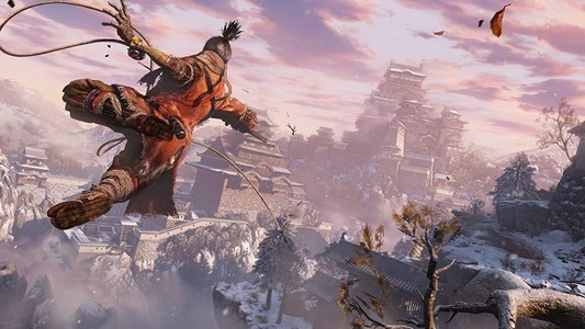 Sekiro Shadows Die Twice Game For Xbox One