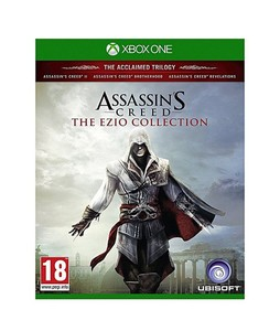 Assassins Creed The Ezio Collection Game For Xbox One
