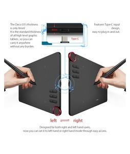XP-Pen Deco 03 Stylus Graphics Drawing Pen Tablet