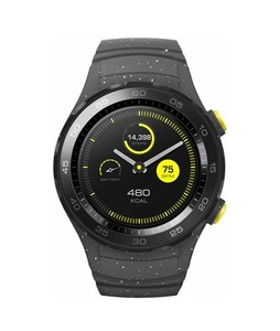 Huawei Watch 2 Sports Smartwatch Concrete Gray