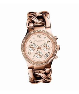 Michael Kors Runway Womens Watch Rose Gold (MK3247)
