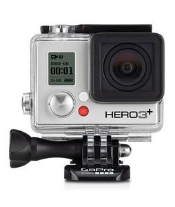 GoPro HERO3+ Silver Edition Camera