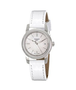 Tissot Classic Dream Womens Watch White (TIST0332101611100)