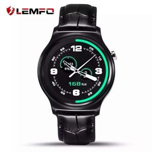 LEMFO Smart Watch Matte Black GW01-HD