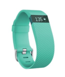 Fitbit Charge Heart Rate + Activity Wristband Teal