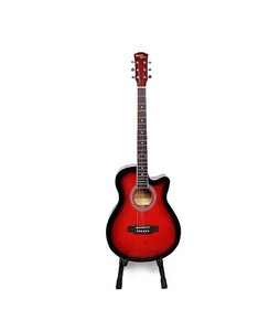 Forbes Store 41 inch Acoustic Guitar Red