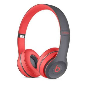 Beats Solo2 Wireless Headphone Active Collection Red