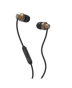 Skullcandy Titan In-Ear Headphones with Mic Copper/Black (S2TTDY-214)