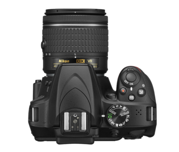 Nikon D3400 DSLR Camera With 18-55mm VR Lens