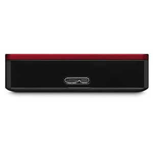 Seagate Backup Plus 5TB Portable Hard Drive Red