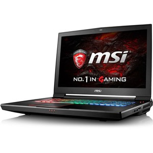 MSI GT73VR Titan Pro-866 17.3 Core i7 7th Gen GeForce GTX 1080 Gaming Notebook