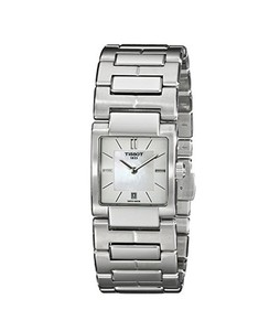 Tissot T2 Analog Womens Watch Silver (TIST0903101111100)