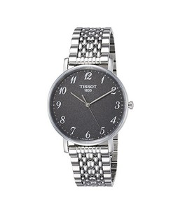 Tissot Everytime Medium Mens Watch Grey (T1094101107200)