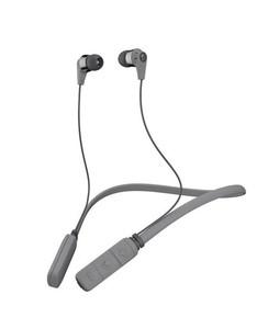 Skullcandy INKD Wireless Bluetooth In-Ear Headphones Street/Gray/Chrome (S2IKW-K610)