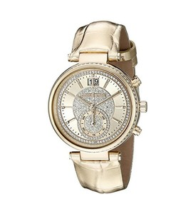 Michael Kors Sawyer Womens Watch Gold (MK2444)