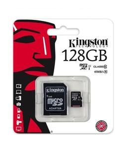 MaujTech Micro SD Card Class 10 Black 128GB