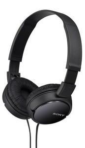 Sony Closed Supra-Aural Headphone (MDR-ZX110)