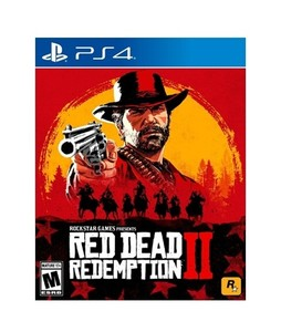 Red Dead Redemption 2 Special Edition Game For PS4