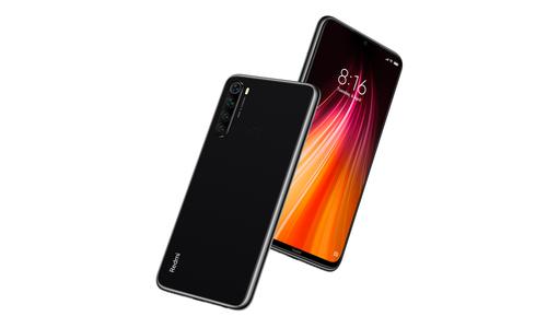 Xiaomi Redmi Note 8 64GB 4GB RAM Dual Sim Space Black - Official Warranty