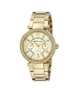 Michael Kors Mini Parker Womens Watch Gold (MK6056)