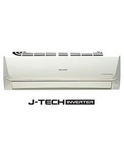 Sharp J-Tech Inverter Split Air Conditioner 1.0 Ton (AH-X12SEV)