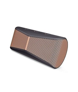 Logitech Mobile Wireless Stereo Portable Speaker Brown (X300)