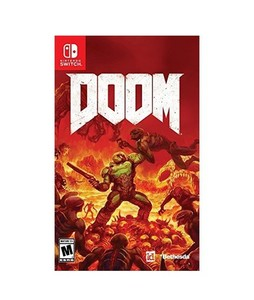 Doom Game For Nintendo Switch