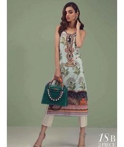 Sana Safinaz Muzlin Spring/Summer 2019 Womens Lawn Miniature (18-B)