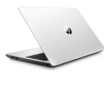 HP 15.6 Core i3 7th Gen 4GB 1TB Notebook Silver (15-BS031WM) - Without Warranty