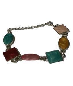 KK Accessories Antique Stone Bracelet For Women