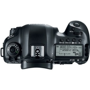 Canon EOS 5D Mark IV DSLR Camera with 24-105mm II USM Lens