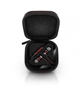 Sennheiser Momentum Earphone Black/Chrome (M2-IEG)