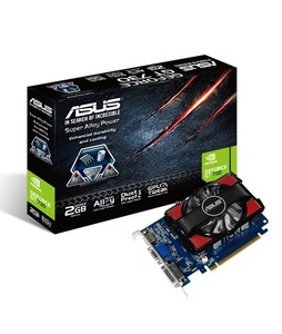 Asus GeForce GT 730 2GB Graphics Card (GT730-2GD3)