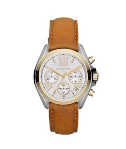 Michael Kors Bradshaw Mini Women's Watch Brown (MK2301)