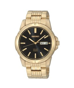 Seiko Core Mens Watch Gold (SNE100)